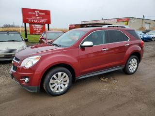 Used 2010 Chevrolet Equinox 2LT for sale in London, ON