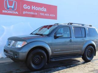 Used 2005 Nissan Pathfinder SE 4WD for sale in Edmonton, AB