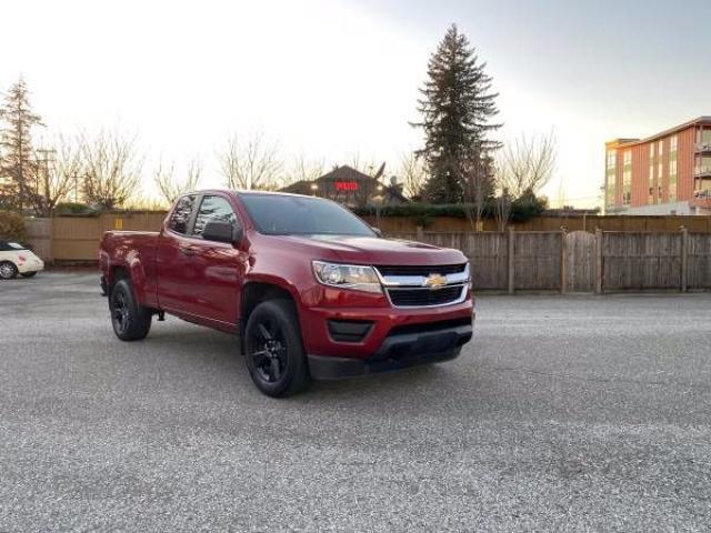 2016 Chevrolet Colorado 2WD WT