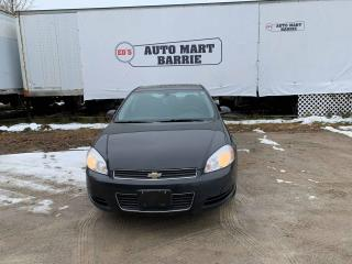 Used 2009 Chevrolet Impala Police Pkg 9C1 for sale in Barrie, ON