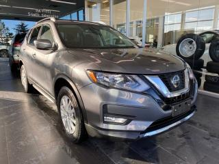 Used 2018 Nissan Rogue SV AWD, CRUISE CONTROL, BACK-UP CAMERA, KEYLESS IGNITION for sale in Edmonton, AB