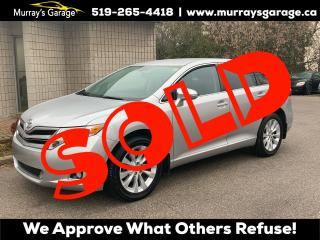 Used 2014 Toyota Venza LE l4 AWD for sale in Guelph, ON