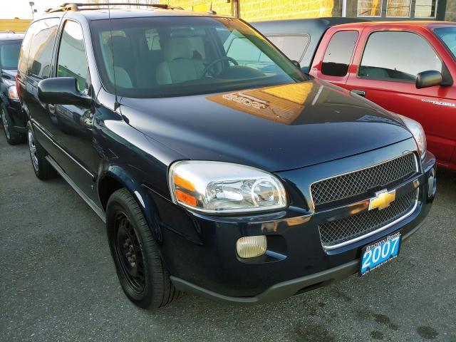 2007 Chevrolet Uplander LS, LOCAL