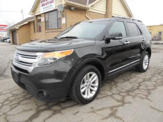 Used 2015 Ford Explorer XLT 4WD 7Passenger Leather Sunroof Navigation for sale in Rexdale, ON
