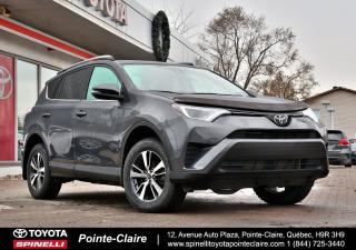 Used 2018 Toyota RAV4 LE FWD MAGS, GROUPE ÉLECTRIQUE for sale in Pointe-Claire, QC