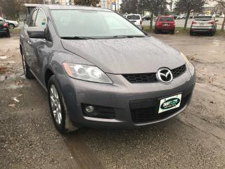 Used 2007 Mazda CX-7 GT for sale in Mississauga, ON