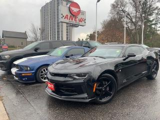 Used 2017 Chevrolet Camaro 1LS for sale in Cambridge, ON