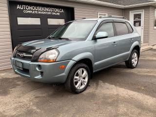 Used 2009 Hyundai Tucson 25th Anniversary for sale in Kingston, ON