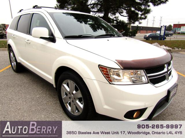 2013 Dodge Journey CREW - 3.6L - 7 Passenger