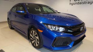 Used 2018 Honda Civic LX MANUEL for sale in St-Raymond, QC