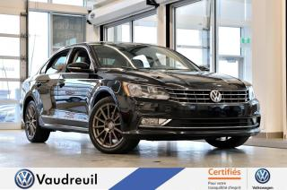 Used 2016 Volkswagen Passat 1.8 Tsi Comfortline *** Réservé *** for sale in Vaudreuil-Dorion, QC