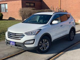 Used 2015 Hyundai Santa Fe Sport Premium AWD | REV CAMERA | REMOTE START for sale in BRAMPTON, ON