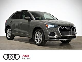 Used 2020 Audi Q3 Komfort 45 TFSI quattro for sale in Montréal, QC