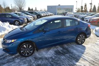 Used 2015 Honda Civic EX ***un seul propriétaire *** for sale in Longueuil, QC