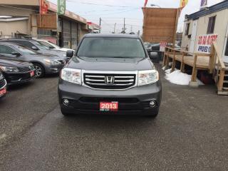 Used 2013 Honda Pilot 4 Dr Auto 8 Passenger EX-L for sale in Etobicoke, ON