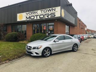Used 2015 Mercedes-Benz CLA-Class CLA250/AWD/BackCam/Nav/4MATIC/H.Seats for sale in North York, ON