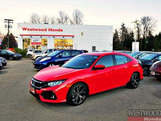 Used 2017 Honda Civic Hatchback Sport for sale in Port Moody, BC