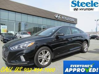 Used 2019 Hyundai Sonata Essential Sport Leather sunroof loaded! for sale in Halifax, NS