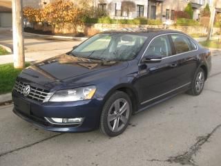 Used 2014 Volkswagen Passat TDI,LEATHER, SUNROOF, NEW TIRES, CERTIFIED for sale in Toronto, ON