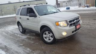 Used 2009 Ford Escape 4 door, Auto, Low km, 3/Y Warranty available. for sale in Toronto, ON