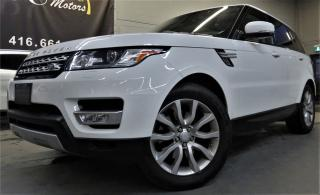 Used 2016 Land Rover Range Rover Sport V6 HSE for sale in North York, ON