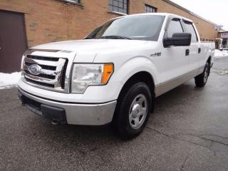 Used 2009 Ford F-150 XLT 4X4 CrewCab 6-seater for sale in North York, ON