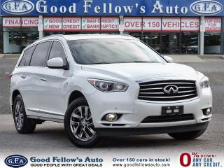 Used 2015 Infiniti QX60 Good or Bad Credit Car Financing ..! for sale in Toronto, ON