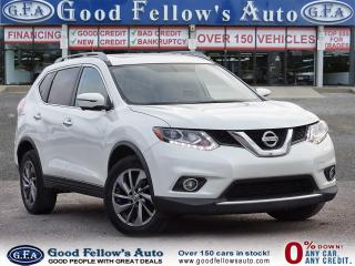 Used 2016 Nissan Rogue SL MODEL, AWD, POWER SEATS, PANORAMIC ROOF, NAVI for sale in Toronto, ON
