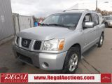 Photo of Silver 2007 Nissan ARMADA SE 4D UTILITY 4WD 7PASS 5.6L