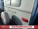 2014 Crossroads Zinger Rezerve Series 31 RE Travel Trailer