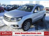 Photo of Silver 2013 Volkswagen TIGUAN HIGHLINE 4D UTILITY AWD 2.0L