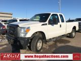 2015 Ford F350 S/D XL 2D SUPERCAB 4WD