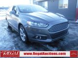 Photo of Grey 2014 Ford Fusion