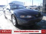 Photo of Blue 2003 Ford Mustang