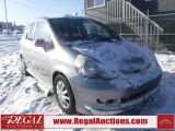 Photo of Grey 2008 Honda Fit