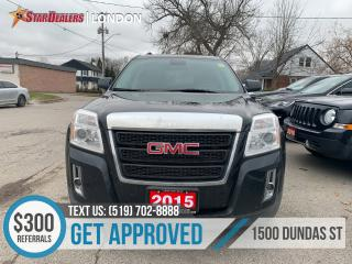 Used 2015 GMC Terrain for sale in London, ON