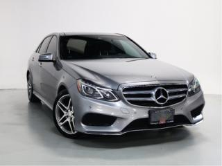Used 2015 Mercedes-Benz E-Class E400   AMG   4MATIC   PANO   NAVI for sale in Vaughan, ON