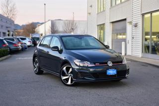 Used 2019 Volkswagen Golf GTI 5-Dr 2.0T Autobahn 6sp for sale in Burnaby, BC