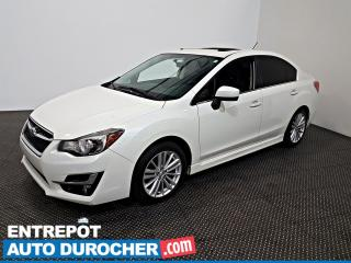 Used 2015 Subaru Impreza 2.0i w/Limited AWD TOIT OUVRANT - A/C - for sale in Laval, QC