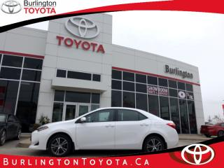 Used 2017 Toyota Corolla LE for sale in Burlington, ON