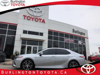 Used 2018 Toyota Camry SE for sale in Burlington, ON