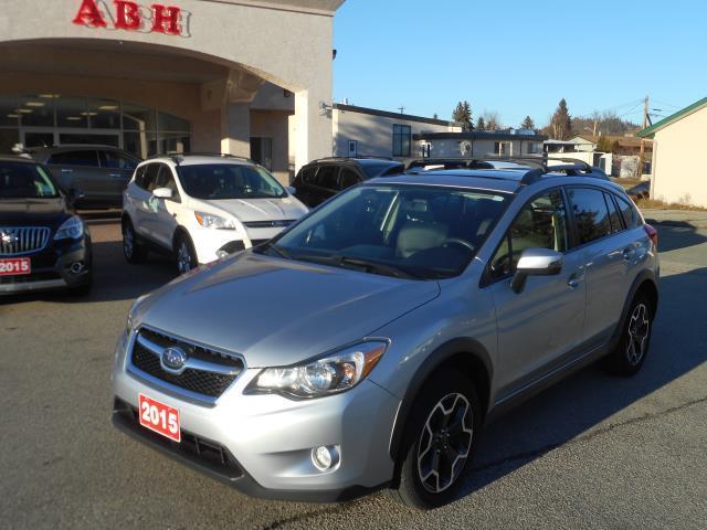 2015 Subaru XV Crosstrek 2.0 LIMITED AWD
