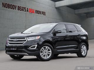 Used 2016 Ford Edge SEL*New Brakes*Heated Seats*Siriusxm*Clean* for sale in Mississauga, ON