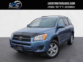 Used 2010 Toyota RAV4 4WD-AUTO-FULLY LOADED-ALLOYS-NO ACCIDENTS for sale in Toronto, ON