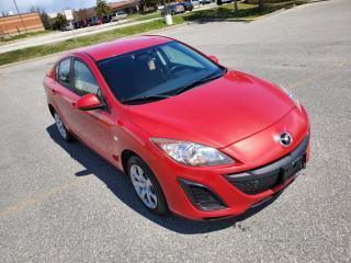 Used 2010 Mazda MAZDA3 4dr Sdn for sale in Mississauga, ON