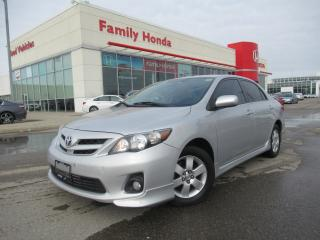 Used 2013 Toyota Corolla CE | UPGRADED BODY KIT | FOG LIGHTS | ALLOY RIMS for sale in Brampton, ON