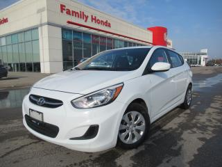 Used 2015 Hyundai Accent 5dr HB Man L | USB INPUT | A/C | HEAT for sale in Brampton, ON