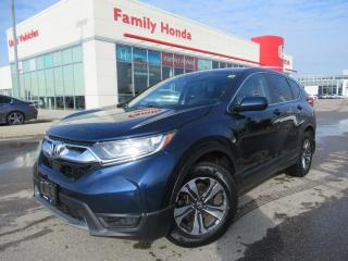 Used 2017 Honda CR-V AWD 5dr LX | ECO MODE | PUSH START | BACK UP CAM for sale in Brampton, ON