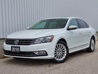 Used 2016 Volkswagen Passat Comfortline|ACCIDENT FREE| Leather|Sunroof|Push Start for sale in Mississauga, ON