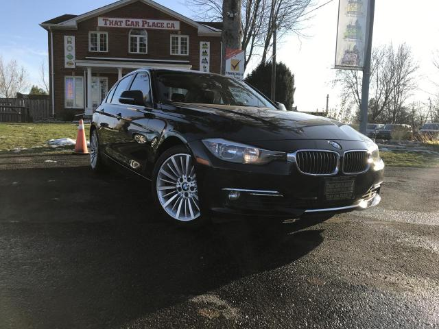 2013 BMW 3 Series 328i Sedan Power Roof-Leather Seats-Power Seats-Heathed Seats-Alloys